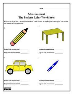 crayon measurement printable preschool school rules routines pinterest crayons. Black Bedroom Furniture Sets. Home Design Ideas
