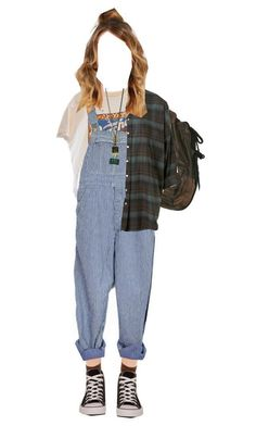 76 grunge clothing cool and edgy grunge outfits 37 Grunge Outfits, Mode Outfits, Retro Outfits, Vintage Outfits, Casual Outfits, Vintage Fashion, Fashion Outfits, Womens Fashion, Artsy Outfits