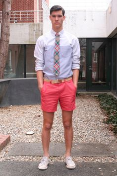 love the ribbon belt colors | fashion | Pinterest | Ivy league ...