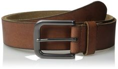 Timberland Men's Classic Jean Belt, Brown, Order 1 size larger than your pant size Best Leather Belt, Classic Leather, Leather Belts, Men's Belts, Brown Leather, Perfect Image, Perfect Photo, Love Photos, Cool Pictures