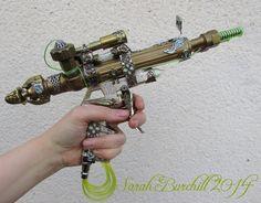 A Gun Of Some Sort by fairyfrog.deviantart.com on @deviantART