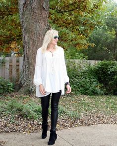 Edgy Boho Outfit