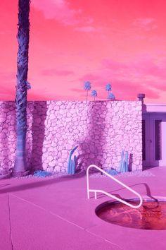 Surreal Californian Landscapes in Infrared – Fubiz Media