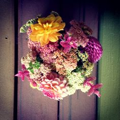 Random thought in random world: Handmade wedding: Make your own wedding flowers