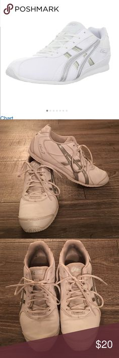 Asics Gel-Cheer 6 Cheerleading Shoe- Size 3 Asics Gel-Cheer 6 Cheerleading Shoe- Size 3: These shoes are in great condition. There are no marks or tears to the shoes. They come from a smoke free home. Asics Shoes Sneakers