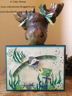 Inky Moose: Best Fishes On A Seaside Shore