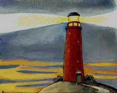 Prentenboek de Vuurtoren The Ocean, Preschool Lessons, Craft Activities For Kids, Love Boat, Animated Cartoons, Too Cool For School, Beautiful Artwork, Lighthouse, Illustrators