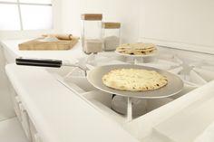 Making Flatbread with Saladmaster   Saladmaster Recipes