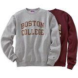 Boston College Champion® Value Priced Crewneck Sweatshirt