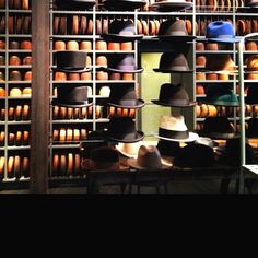 Hat store