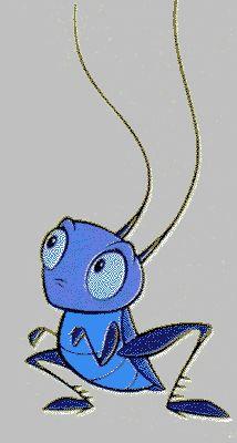 Day 7: Favorite Sidekick - Cricket (Mulan) #30DayDisneyChallenge