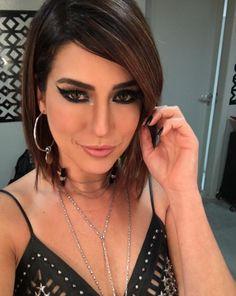As makes da Fernanda Paes Leme no programa X Factor
