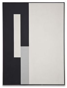 John McLaughlin Untitled Composition, 1953