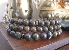 Mens Bracelets for Men by MerkabaWarrior