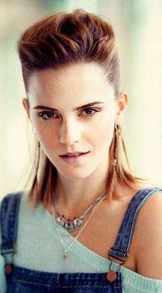 Emma Watson Teen Vogue