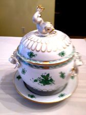 Herend Chinese Bouquet Tureen