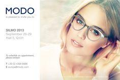 We hope to see you at Silmo! #eyewear #silmo #silmoparis #ecooptics #eco #modo