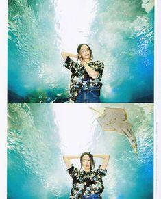 NYLON JAPAN 7月号 #新垣結衣