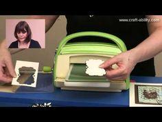 Craftability Cuttlebug Workshop-cutting with Marianne Createables, Nellie Snellen & Joy dies - YouTube  - Part 1