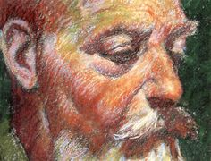 William Maughan's Pastel Portrait Demo on Mighty Art Demos
