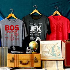 Just back from #LAXFTU? Wear this to the next DO! JFK/ORD/LHR/TYO/BOS/SFO tees @Fab | The Deal Mommy