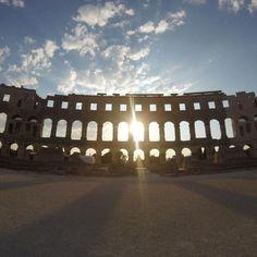 Pula, Pretty Pictures, Croatia, Wander, Scenery, Louvre, World, Building, Travel