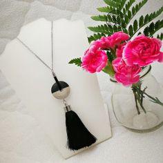 rozsdamentes acél ékszer Tassel Necklace, Tassels, Jewelry, Jewellery Making, Jewerly, Jewelery, Jewels, Jewlery, Fine Jewelry