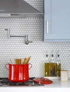 The Ultimate Guide to Backsplashes via @PureWow