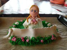 le idee di pizzipazzi: cake topper in pasta sintetica