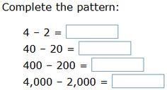 Fourth Grade math practice