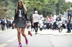 Street Style Fashion Photography - Style.com