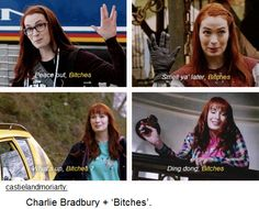I love Charlie so much!!! She's really like a little sister and a version of all the fangirls out there!