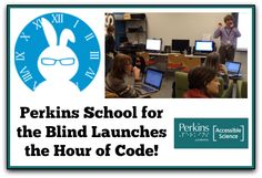 Learn how to make computer science and basic coding accessible to students who are blind or visually impaired.