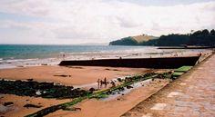Beach at Dawlish, Devon - 2001