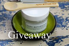 Spunky Real Deals: Alma Botanicals Review + Giveaway