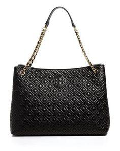 1232e9b97af6 Tory Burch Marion Chain Slouchy Tote Handbags - All Handbags -  Bloomingdale s