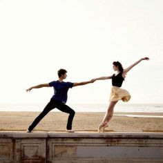 Ballet shows what real love should be. Give credit to that line from the last pinner. Beautiful!:-D