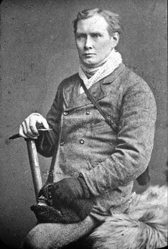 Edward Whymper Climbs the Matterhorn in 1865: Edward Wympher was in the first party of climbers to make the first ascent of the Matterhorn, Switzerland's iconic mountain.
