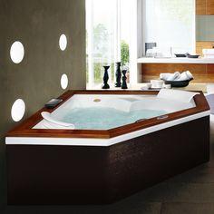 Se você começar a semana com um banho relaxante de banheira com certeza terá um ótimo dia! #Relax