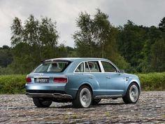 Bentley SUV Project