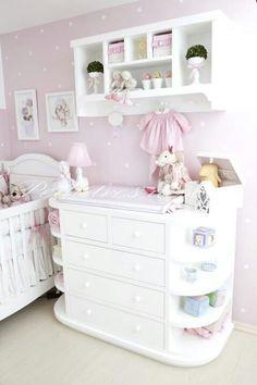 Beautifully white furniture - classic design.