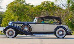 1933 Chrysler Imperial CL Phaeton on sale Photo by: Mark Elias