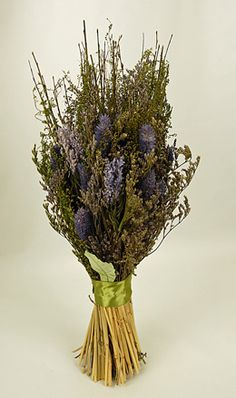 Preserved Lavender Bundle 16.5in (Save 25%) Could order and pull apart to use for fillers.
