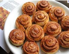 Rezept: Zimtbrötchen schwedisch Bild Nr. 2