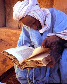 Africa |  Photo taken in Mauritania.  Photographer ?