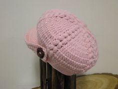 crochet summer and spring caps for women, free crochet patterns | make handmade, crochet, craft