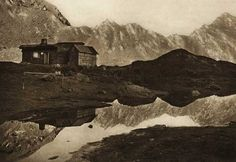 Near Balea Lake Kurt Hielscher Romania, Mount Everest, Bali, Mountains, Nature, Travel, Painting, Houses, Homes