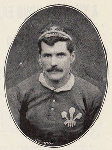 Rugby History : today 02/04 in 1898  England 14-7 Wales The end of Wales' 12-month exile from international rugby, as a consequence of a row involving their star player, Arthur Gould. As a vote of thanks for his matchwinning efforts, the Welsh public had raised a testimonial for Gould running into hundreds of pounds, but in the opinion of the IFRB, this action contravened the rules governing professionalism in the sport.