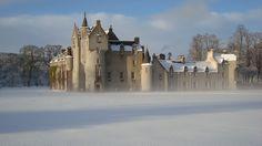 Castello di Fyvie - Scozia