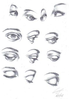 Eyes by Emily89.deviantart.com